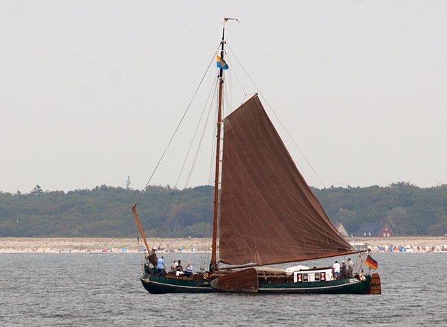 Ebenhaezer, Volker Gries, Hanse Sail Rostock 2015 , 08/2015