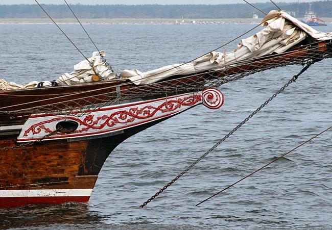 Amphitrite, Volker Gries, Hanse Sail Rostock 2015 , 08/2015