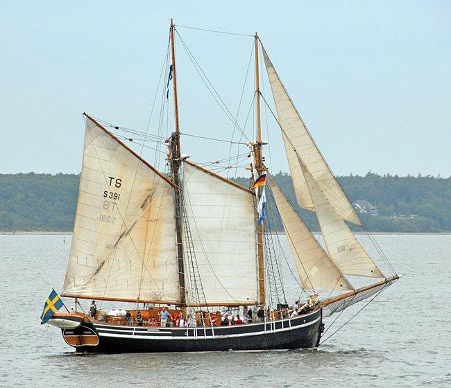 Kvartsita, Volker Gries, Hanse Sail Rostock 2015 , 08/2015