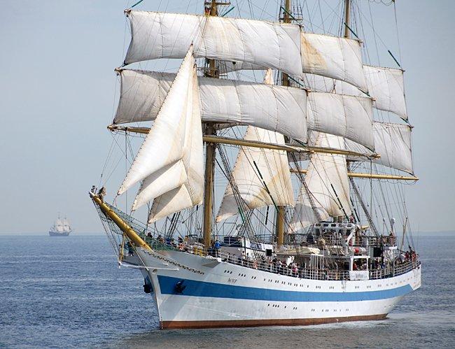 Mir, Volker Gries, Hanse Sail Rostock 2015 , 08/2015