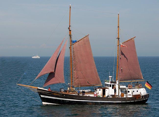 Sirius, Volker Gries, Hanse Sail Rostock 2015 , 08/2015