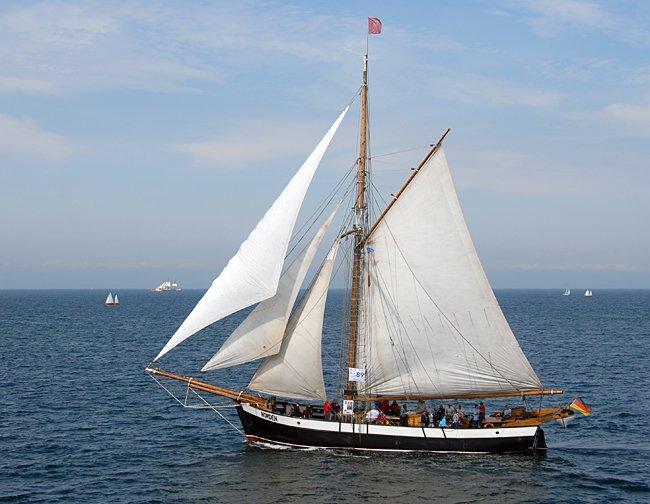 Norden, Volker Gries, Hanse Sail Rostock 2015 , 08/2015