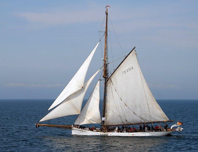 Nobile, Volker Gries, Hanse Sail Rostock 2015 , 08/2015