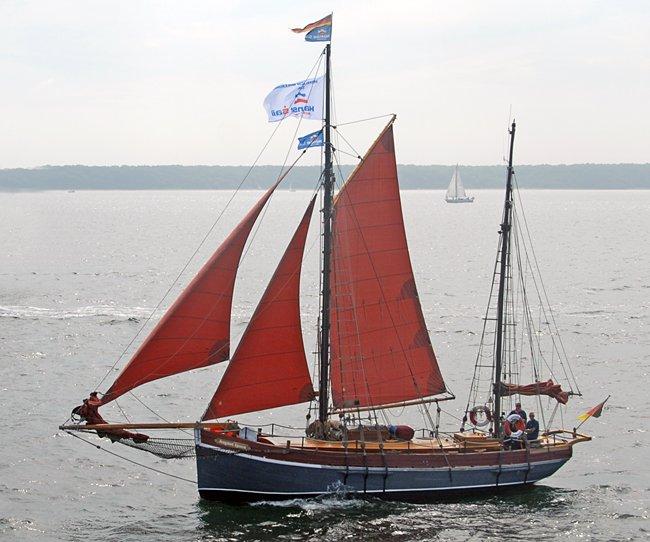 August Ipsen, Volker Gries, Hanse Sail Rostock 2015 , 08/2015