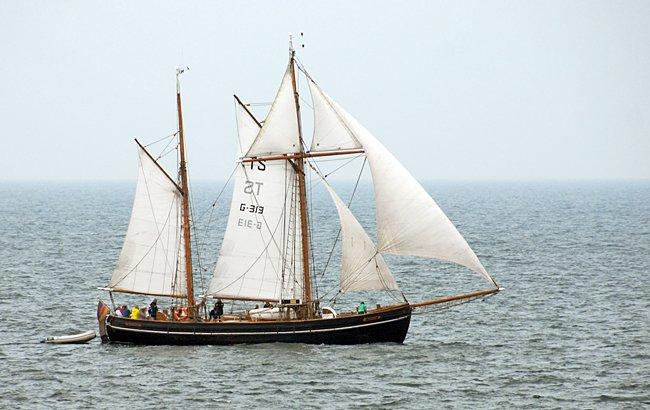 Fulvia af Anholt, Volker Gries, Hanse Sail Rostock 2015 , 08/2015
