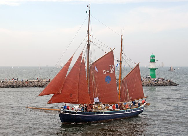 Sarpen, Volker Gries, Hanse Sail Rostock 2015 , 08/2015