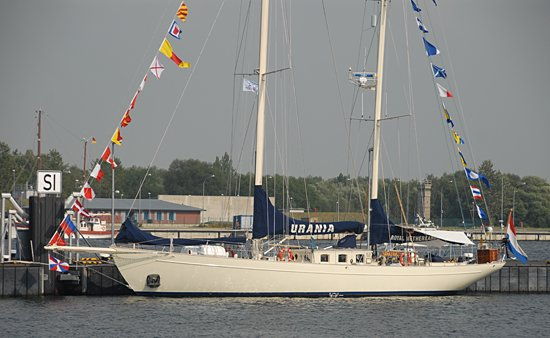 Urania, Volker Gries, Hanse Sail Rostock 2015 , 08/2015