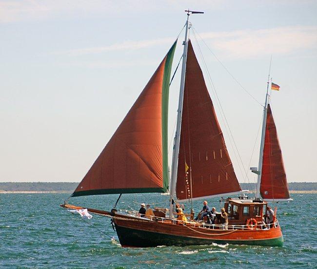Glauke, Volker Gries, Hanse Sail Rostock 2015 , 08/2015