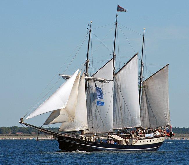 Regina Maris, Volker Gries, Hanse Sail Rostock 2015 , 08/2015