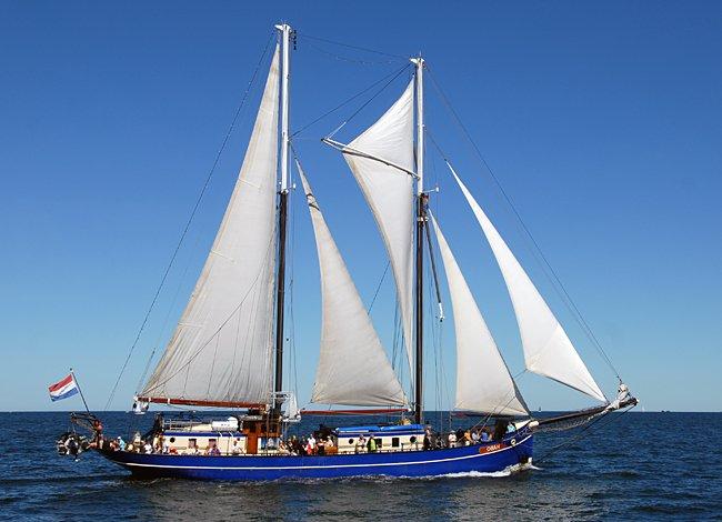 Oban, Volker Gries, Hanse Sail Rostock 2015 , 08/2015