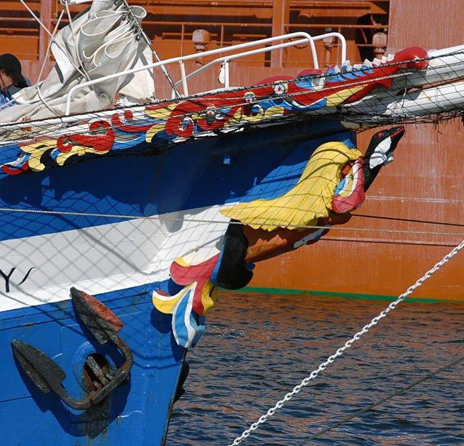 Baltic Beauty, Volker Gries, Hanse Sail Rostock 2015 , 08/2015