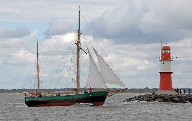 Ark, Volker Gries, Hanse Sail Rostock 2016 , 08/2016
