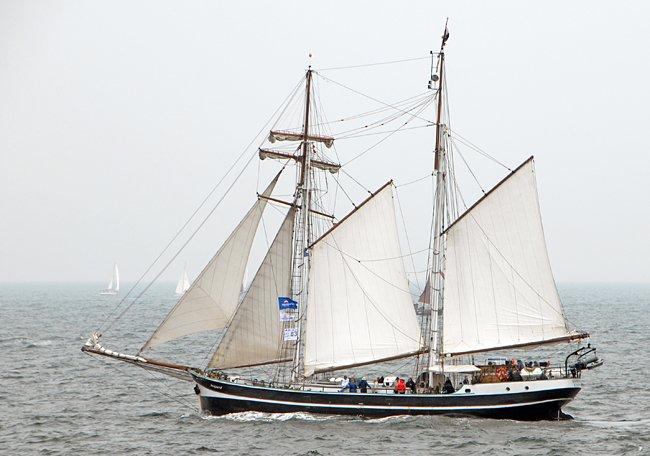 Banjaard, Volker Gries, Hanse Sail Rostock 2016 , 08/2016