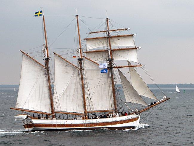 Vega, Volker Gries, Hanse Sail Rostock 2016 , 08/2016