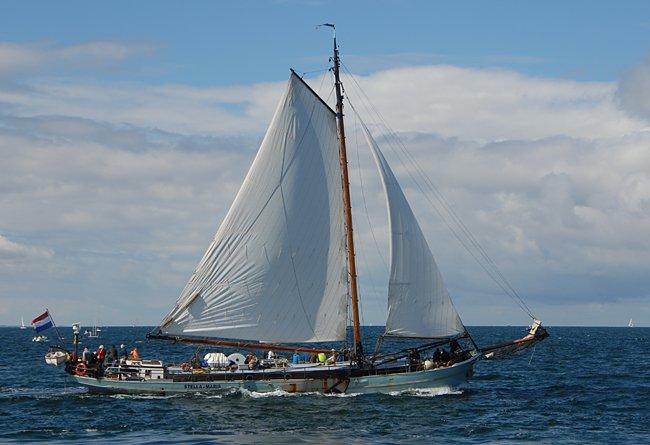 Stella Maris, Volker Gries, Hanse Sail Rostock 2016 , 08/2016