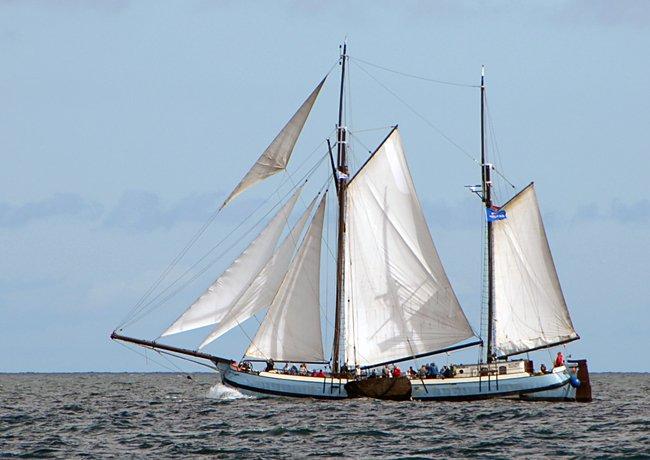 Neerlandia, Volker Gries, Hanse Sail Rostock 2016 , 08/2016