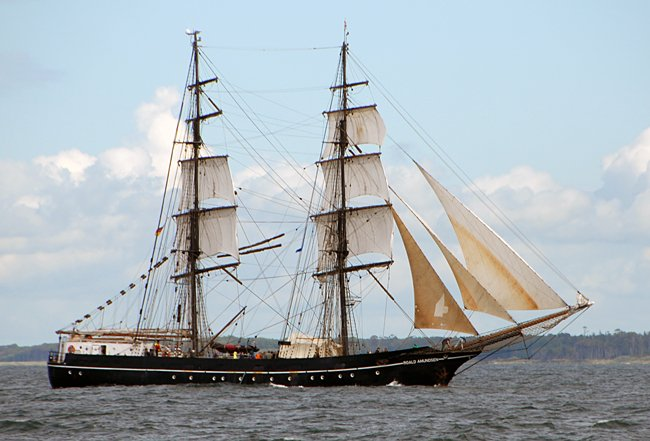 Roald Amundsen, Volker Gries, Hanse Sail Rostock 2016 , 08/2016