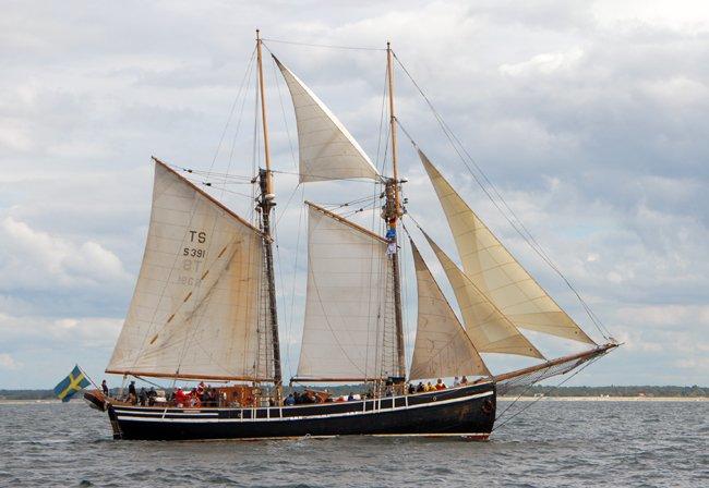 Kvartsita, Volker Gries, Hanse Sail Rostock 2016 , 08/2016