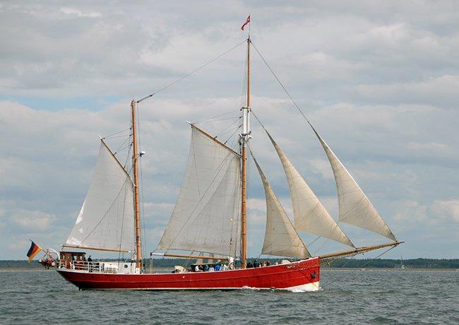 Ryvar, Volker Gries, Hanse Sail Rostock 2016 , 08/2016