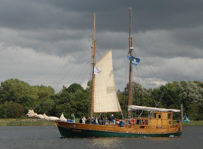 Phoenix, Volker Gries, Hanse Sail Rostock 2016 , 08/2016