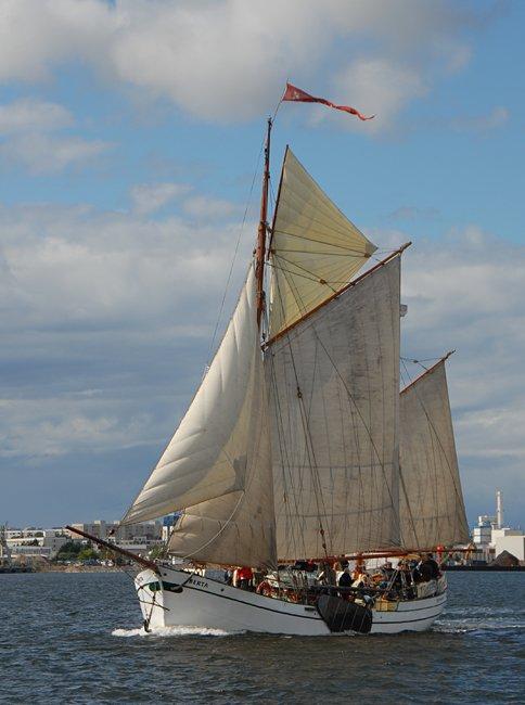 Berta, Volker Gries, Hanse Sail Rostock 2016 , 08/2016