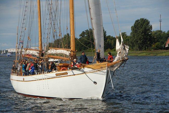General Zaruski, Volker Gries, Hanse Sail Rostock 2016 , 08/2016