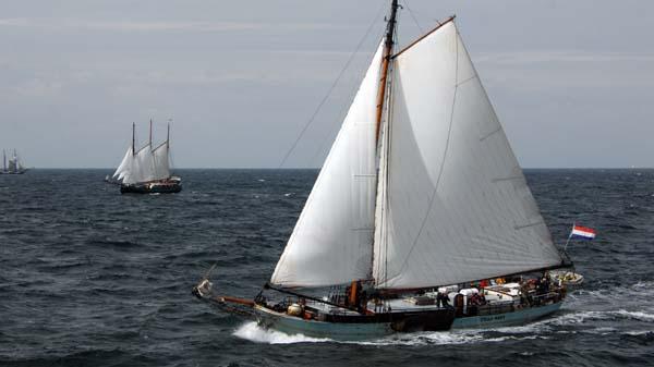Stella Maris, Volker Gries, Hanse Sail Rostock 2017 , 08/2017