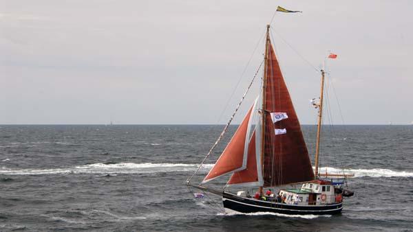 Alte Liebe, Volker Gries, Hanse Sail Rostock 2017 , 08/2017