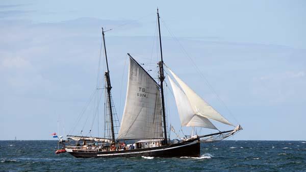 Hawila, Volker Gries, Hanse Sail Rostock 2017 , 08/2017