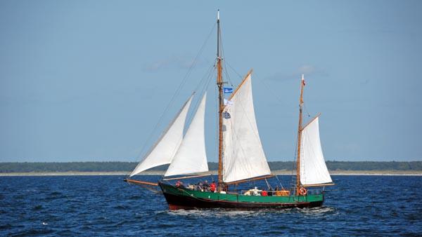 Ark, Volker Gries, Hanse Sail Rostock 2017 , 08/2017