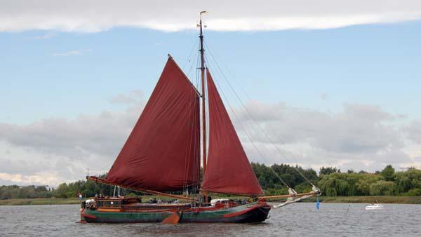 De Albertha, Volker Gries, Hanse Sail Rostock 2018 , 08/2018