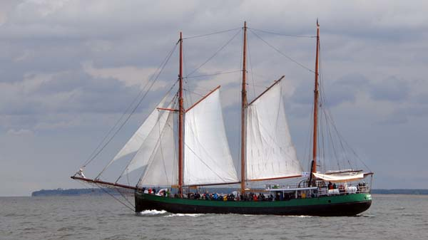 Pippilotta, Volker Gries, Hanse Sail Rostock 2018 , 08/2018