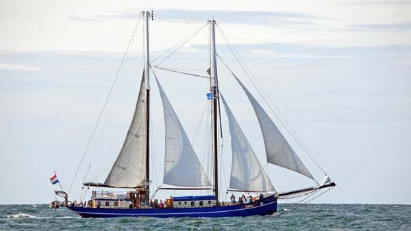 Oban, Volker Gries, Hanse Sail Rostock 2018 , 08/2018