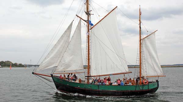 Ark, Volker Gries, Hanse Sail Rostock 2018 , 08/2018