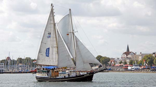 Meander, Volker Gries, Hanse Sail Rostock 2019 , 08/2019