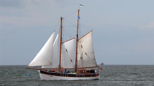 Vorpommern, Volker Gries, Hanse Sail Rostock 2019 , 08/2019