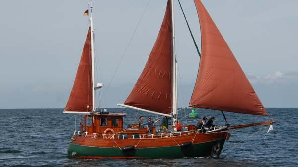 Glauke, Volker Gries, Hanse Sail Rostock 2019 , 08/2019