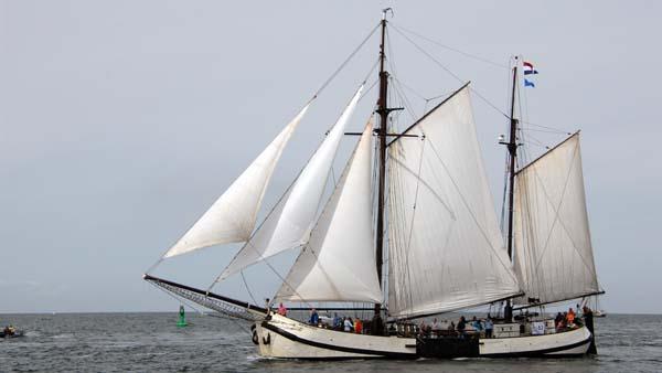 Engelina, Volker Gries, Hanse Sail Rostock 2019 , 08/2019