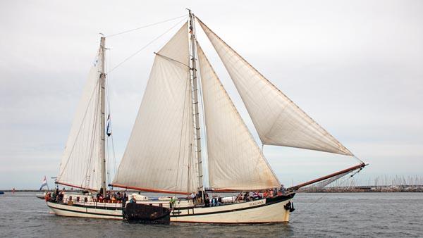 Elegant, Volker Gries, Hanse Sail Rostock 2019 , 08/2019