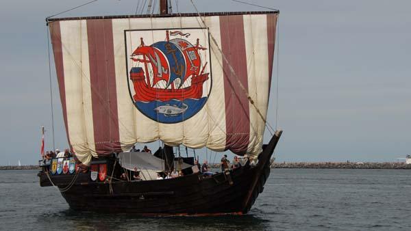 Ubena von Bremen, Volker Gries, Hanse Sail Rostock 2019 , 08/2019