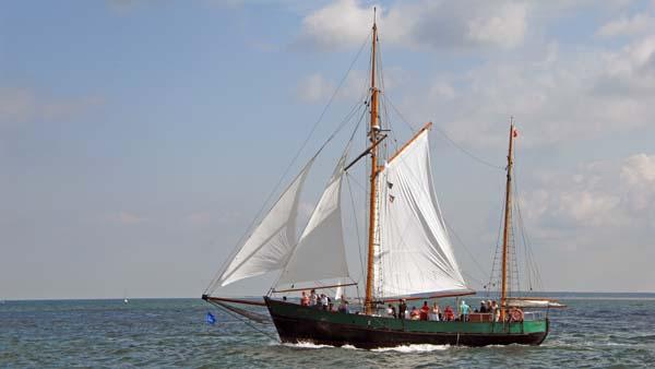 Ark, Volker Gries, Hanse Sail Rostock 2019 , 08/2019
