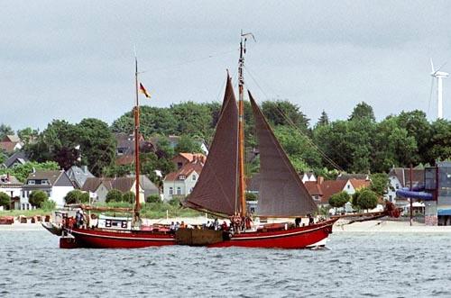 Verandering, Volker Gries, Kieler Woche 2005 , 06/2005