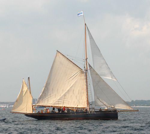 Willow Wren, Volker Gries, Kieler Woche 2006 , 06/2006