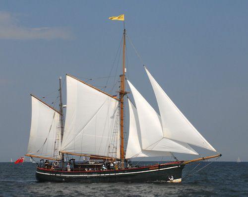 Marco Polo, Volker Gries, Kieler Woche 2006 , 06/2006