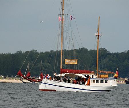 Elida, Volker Gries, Kieler Woche 2012 , 06/2012