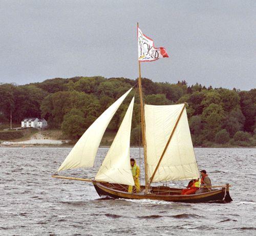 Okseø, Volker Gries, Rum-Regatta 2004 , 05/2004
