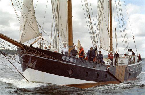 Amazone, Volker Gries, Rum-Regatta 2004 , 05/2004