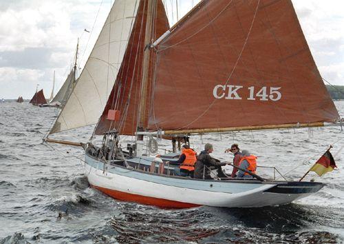 Betty CK145, Volker Gries, Rum-Regatta 2004 , 05/2004
