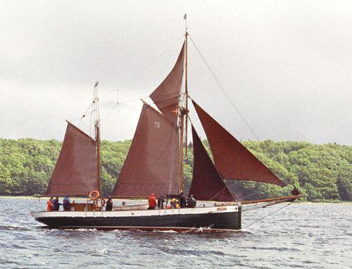 Sampo, Volker Gries, Rum-Regatta 2004 , 05/2004
