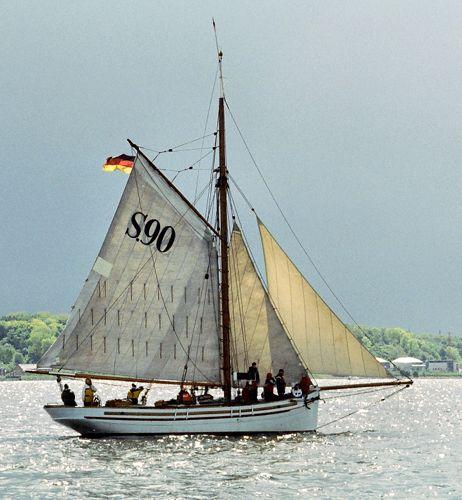 Frieda von Hadersleben, Volker Gries, Rum-Regatta 2004 , 05/2004